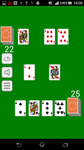 SPEED CARDS SOLITAIRE