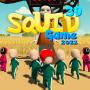 icon Squid Game 3D 2021