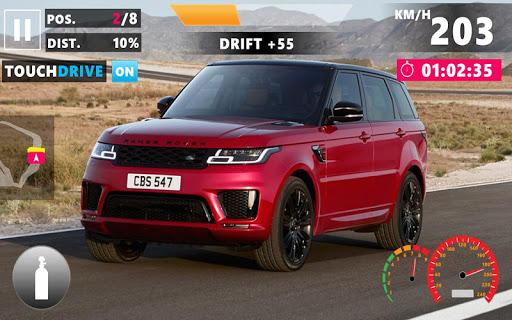 Range Rover: Extreme New City Stunts & Drift