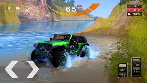 Offroad Jeep Simulator 2020 - Jeep Driving 2020