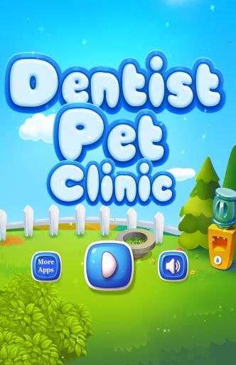 Dentist Pet Clinic Kids Games