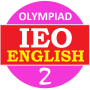 icon IEO 2 English Olympiad