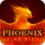 icon Phoenix: Fire bird