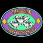 icon Triple Diamond Slot Machine