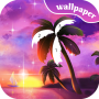 icon Wallpaper Coloring Offline, Happy Color by Number