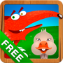 icon Fox and Geese Free