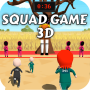icon SQUAD GAME 3D Green light