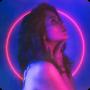 icon Neon 3D Effect - Photo Editor