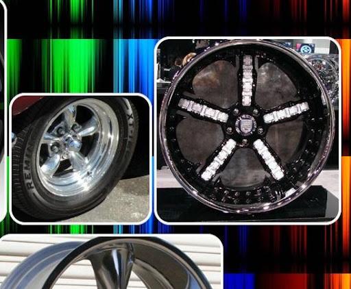 Unique Car Wheel