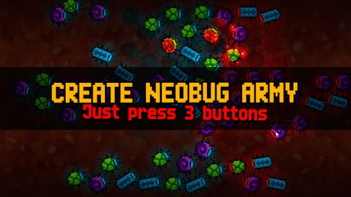 Neobug Rush 2-4 Players