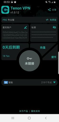 Tenon VPN