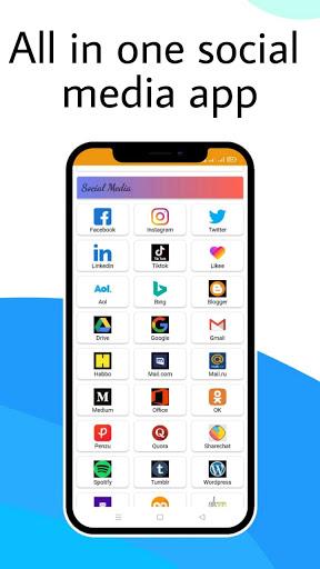 All Social Media and Social Network app 2021