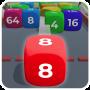 icon 2048 3D : Merge Cube