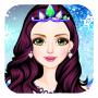 icon Elegant princess dress - Cute dress up game