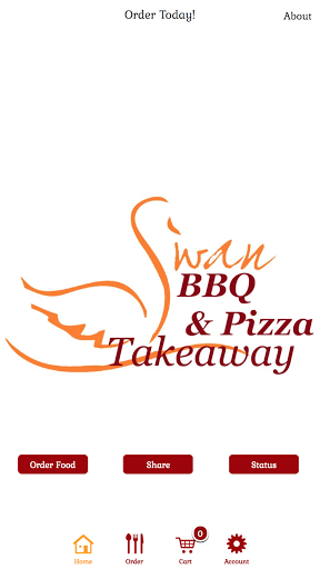 The Swan BBQ and Pizza