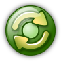 icon project green level one
