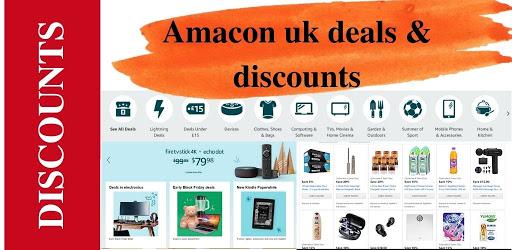 Amazon UK Discounts Best UK Online Shopping Deals