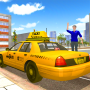 icon Modern Cab Taxi City Driving - Taxi Driving Games