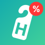 icon Cheap hotels and deals — Hotellook