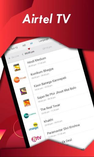 Free Airtel TV & Live Net TV HD Channel Tips