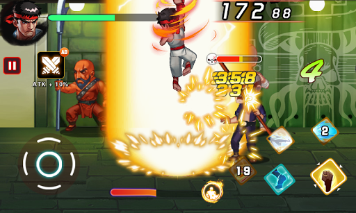 I Am Fighter! - Kung Fu Attack 2