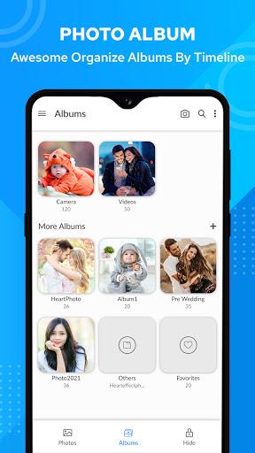 Gallery - Photo Album & Photo Manager App