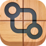 icon Connect it. Wood Puzzle