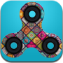 icon Fidget Mandala Spinner