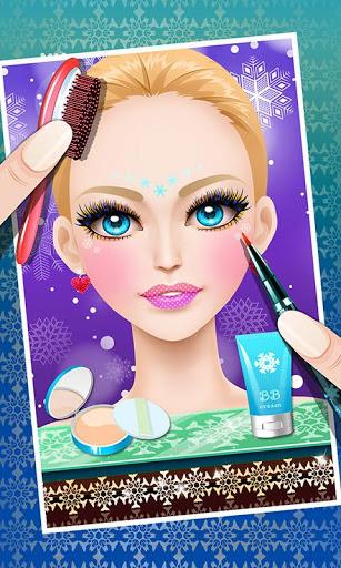 Ice Princess Fever Salon Game