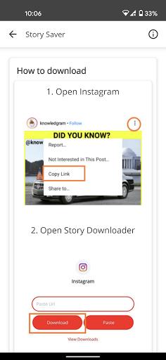 Story Saver - Downloader for Instagram