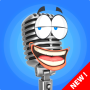 icon Funny Voice Changer: Voice Recorder With Effects