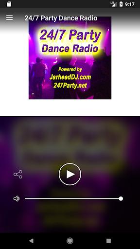 24/7 Party Dance Radio