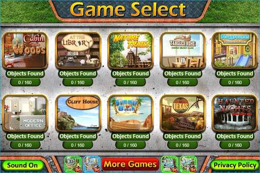 Hidden Object Games Free New Cabin in the Woods