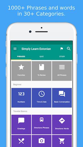 Simply Learn Estonian