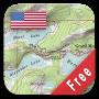 icon US Topo Maps Free