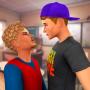 icon Gangster High School Boy Simulator- School Games
