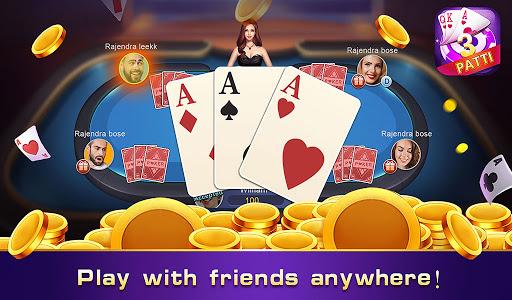 3 Patti World - Free Online Card