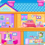 icon Doll House Decoration