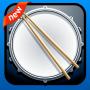 icon Real Drum Simulator: Classic Drum Kit - Beat Maker