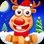 icon My Santa's Reindeer Fun Run