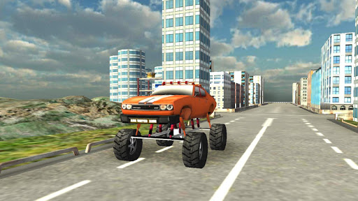 New Generation Truck Race