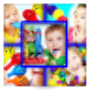 icon Bad Baby Kids Learn Colors Education