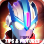 icon Ultraman Orb Video and Wallpapers