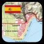 icon Spain Topo Maps
