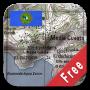 icon Central America Topo Maps Free