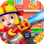 icon Firefighters Fire Rescue Kids - Fun Games for Kids