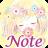 icon Sticky Flowery Kiss 1.0.21