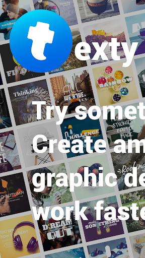 500 fonts - Text on photos