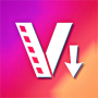 icon Video Downloader App - All Video Downloader 2021