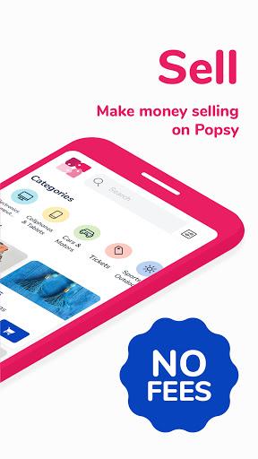 Popsy - Buy & Sell Used Stuff